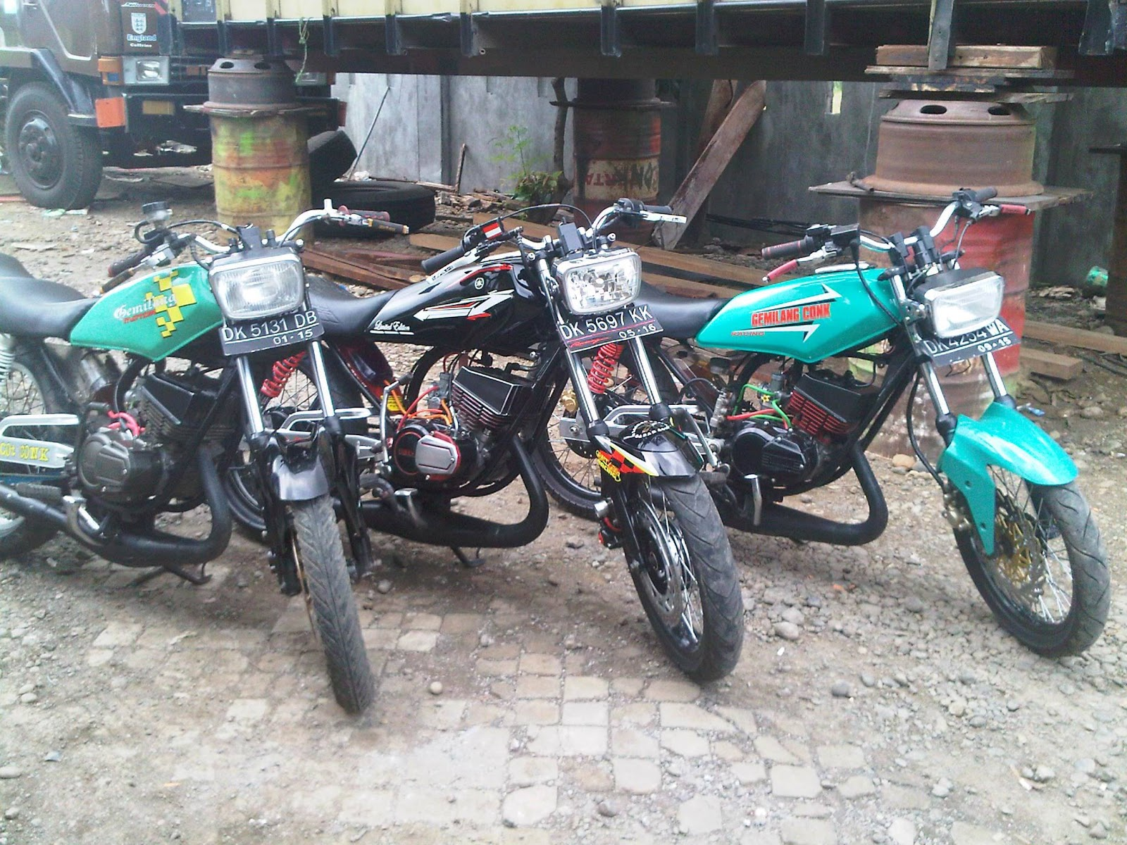 Download Modifikasi Yamaha Rx King