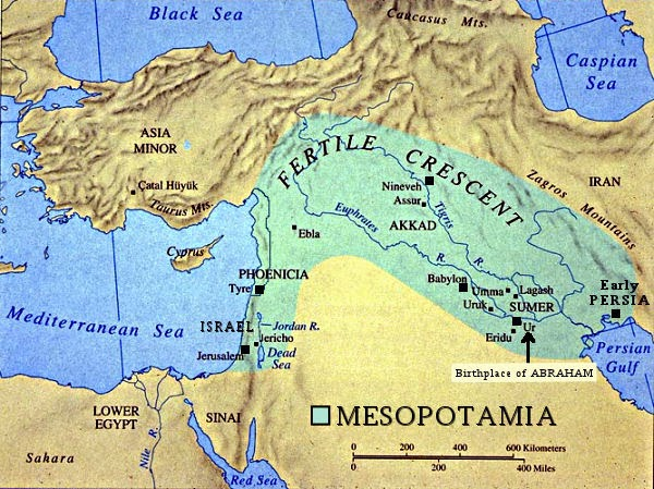 Mesopotamia Resources
