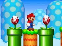 Mario Çeyrek Altın Avı Oyunu