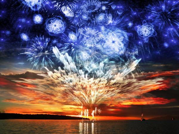 Que significa soñar con Fuegos Artificiales