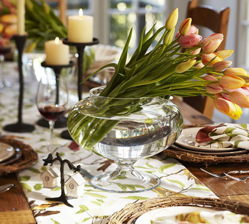 Western Table Decorations Ideas