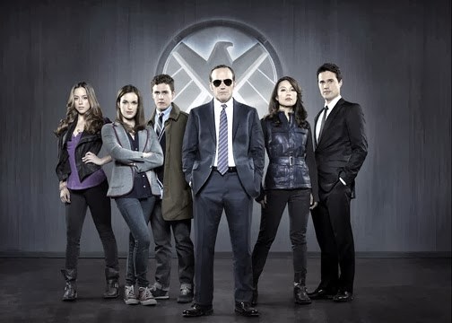 ABC's Marvel's Agents of S.H.I.E.L.D.