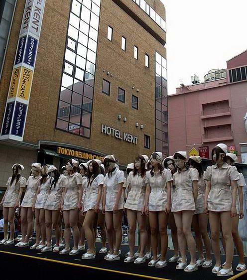 Rumah Hantu Terbesar Di Jepang dan Paling Menakutkan di Dunia, Rumah ...