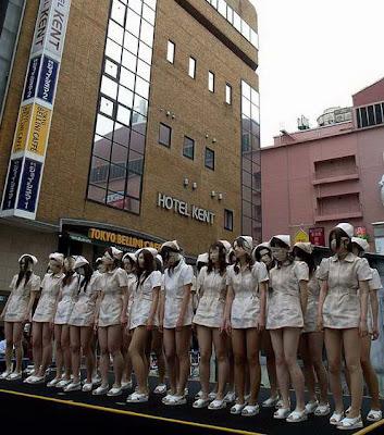 Hantu Terbesar Di Jepang dan Paling Menakutkan di Dunia