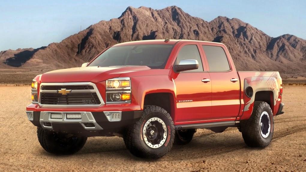 Chevrolet Reaper Revealed