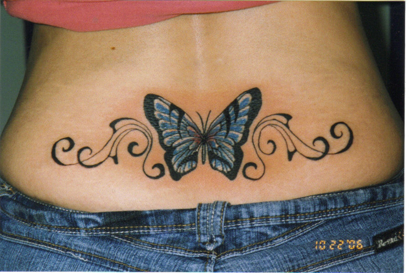butterfly tattoo design dynamic tattoos. Black Bedroom Furniture Sets. Home Design Ideas