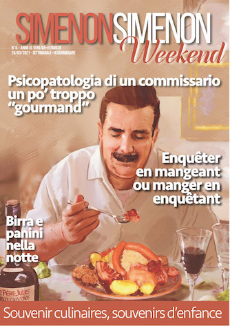 SIMENON SIMENON WEEKEND N.6