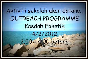 Aktiviti Sekolah Tahun 2012