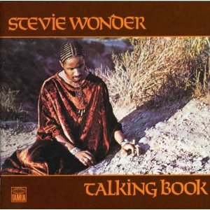 Stevie Wonder - Talking Book (Soul)