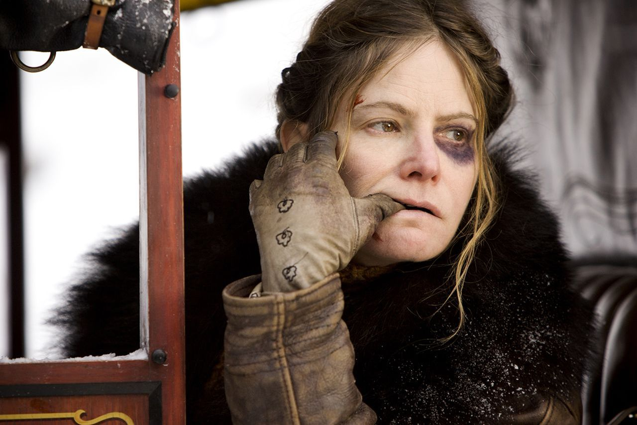 Osm hrozných (režie Quentin Tarantino)