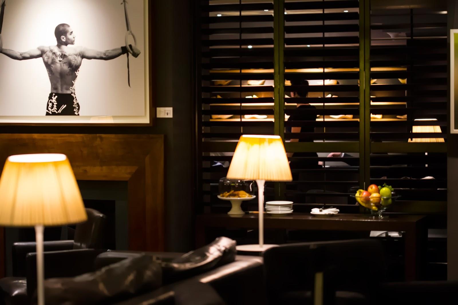 Blind dating restaurant london