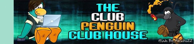 The Club Penguin Club House Blog