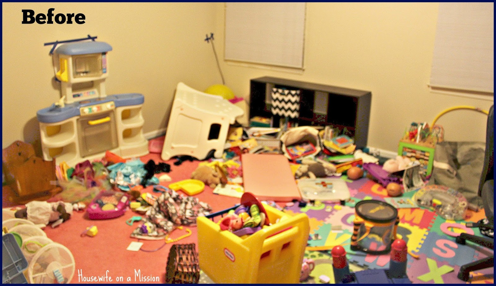 My Song My Strength 5 Tips To Organize Your Playroom