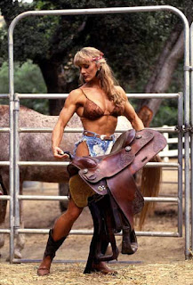 cory everson cowgirl