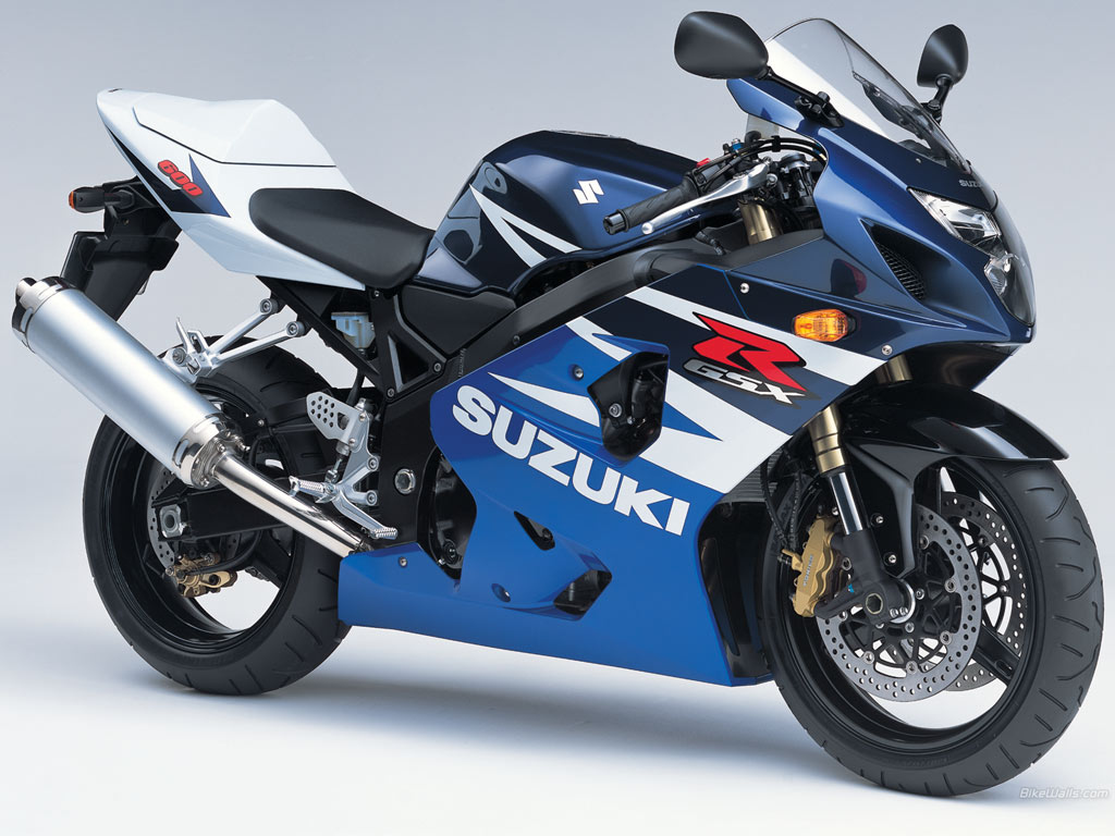 suzuki gsx r 600. Black Bedroom Furniture Sets. Home Design Ideas