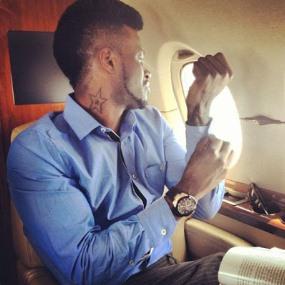 The Okoye boys off again in private jet to Uganda