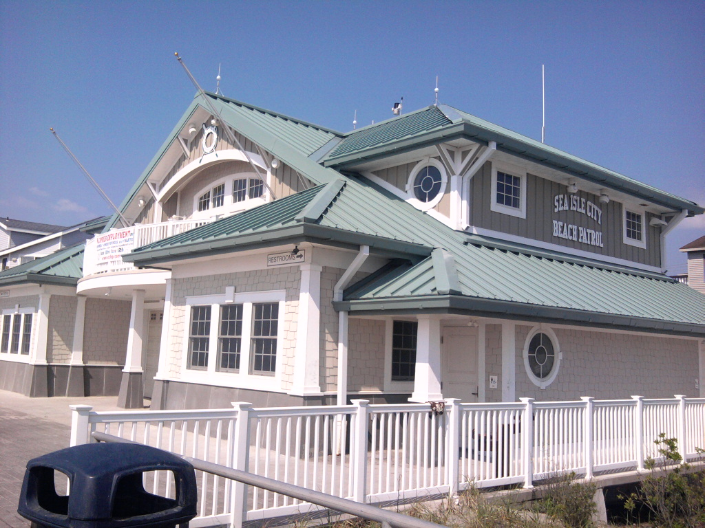 Sea Isle City Summer Shore By Turtledog 2011