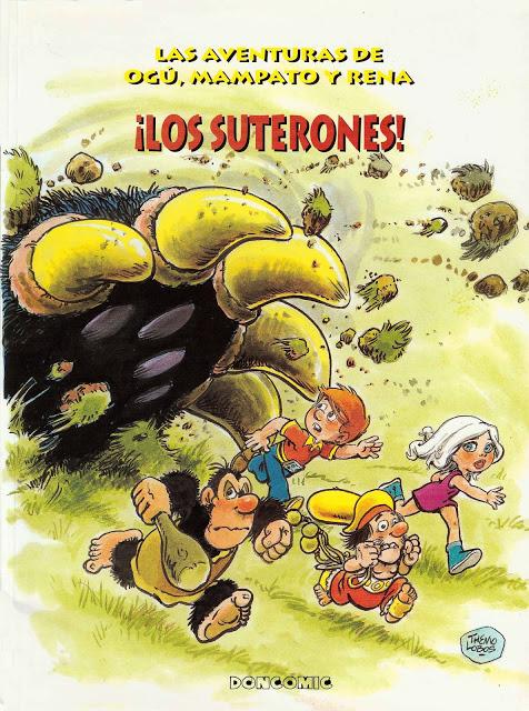 Las aventuras de Ogú, Mampato y Rena. Themo Lobos. Escaneo de Doncomic - 30 volúmenes