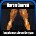Karen Garrett Female Bodybuilder Thumbnail Image 1