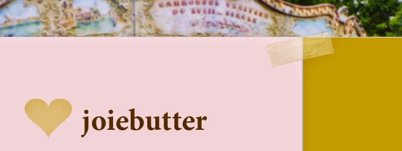 <center>joie butter</center>