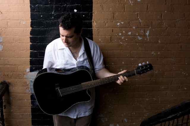 Tony P Guitar Tony Pulizzi Guitar Player Tony Pulizzi w/ Boulder Creek Solitaire