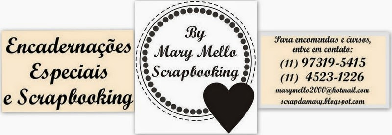 Scrap By Mary Mello