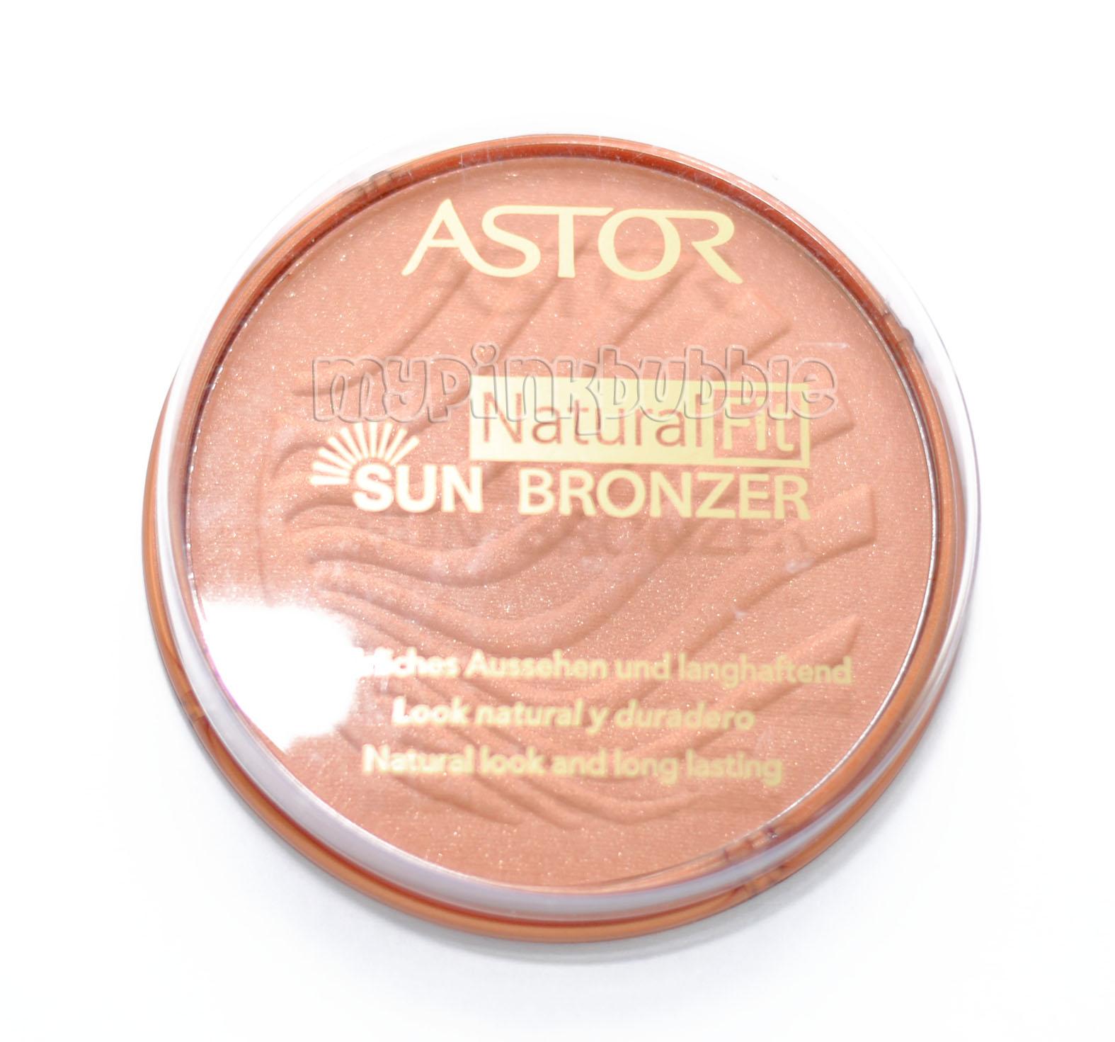 Astor sun bronzer 002 sunny sand