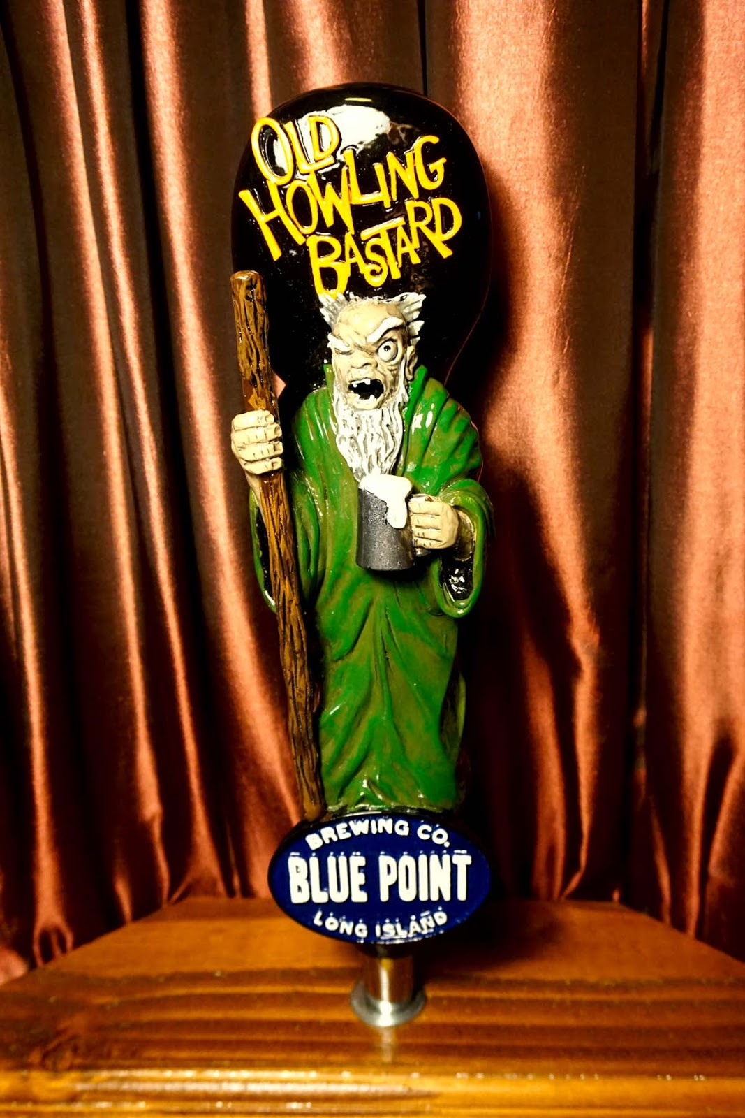 Amazing Tap Handles Tap Handle 556 Blue Point Old