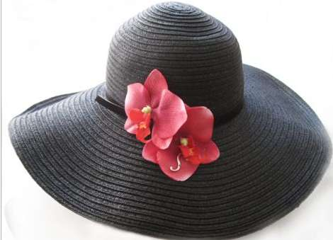 Selki Fabrik Floppy Floral Beautiful Hats Collection
