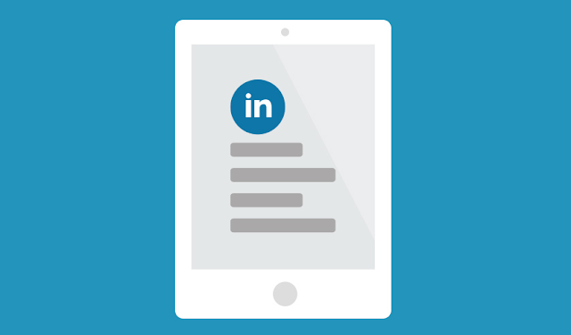 appli Pulse de Linkedin