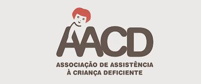 Logo oficial da AACD