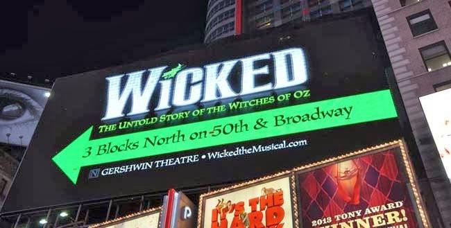 nueva york, teatro Gershwin