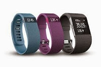Fitbit provides stylish choices for their wearable fitness band!