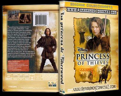 La Princesa de Sherwood [2001] español de España megaupload 2 links, cine clasico