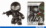 Snake Eyes G.I.JOE Mighty Muggs Wave 1