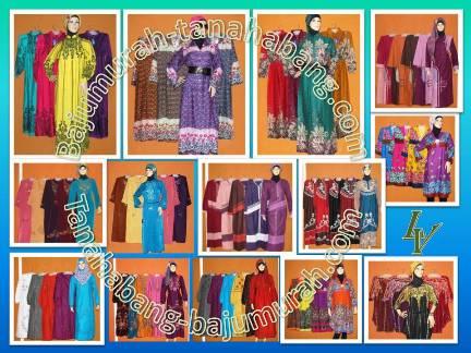 Jual Baju Gamis & Baju Muslim Terbaru 2016 | ButikJingga.com