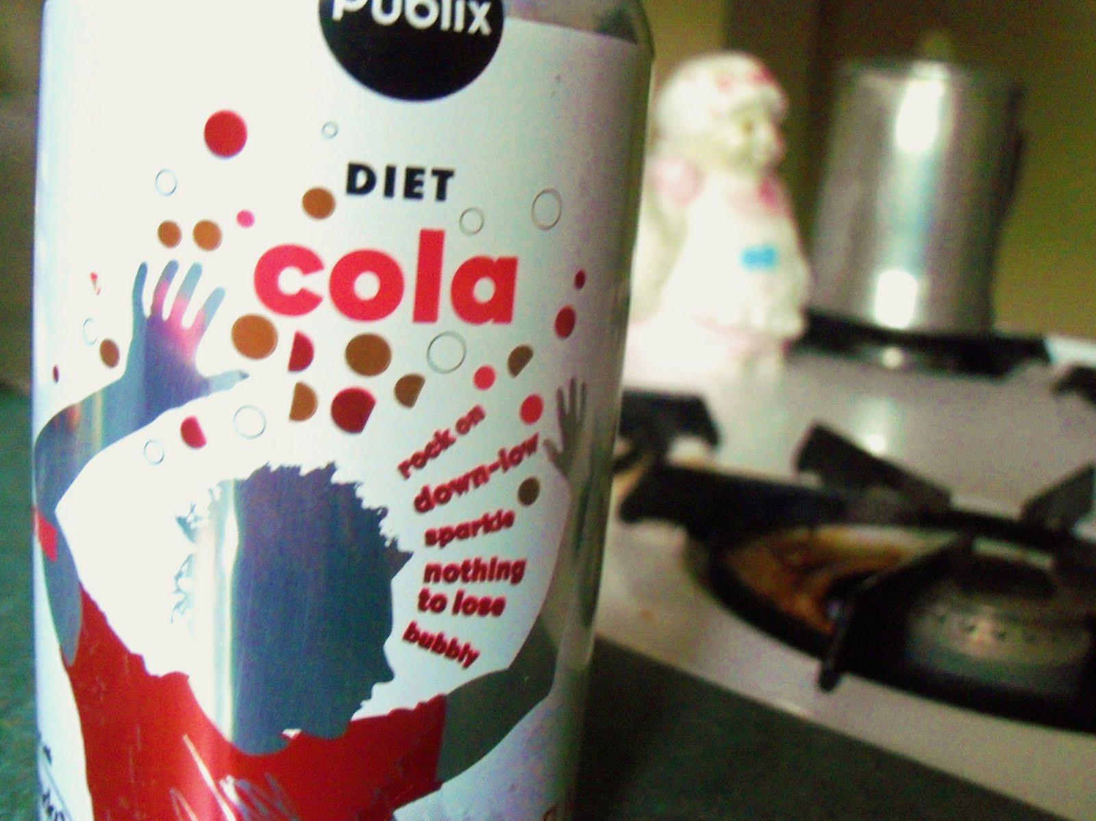 The Absurdity of Publix Diet Cola