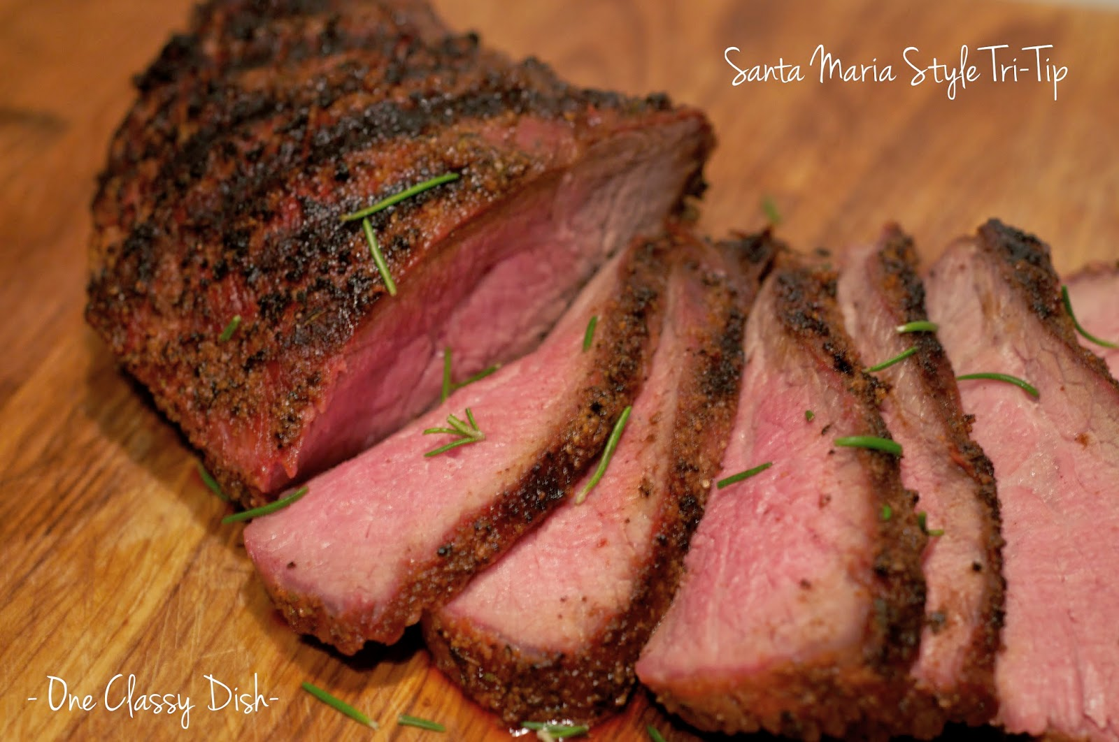 Santa Maria Style Tri Tip Recipes — Dishmaps