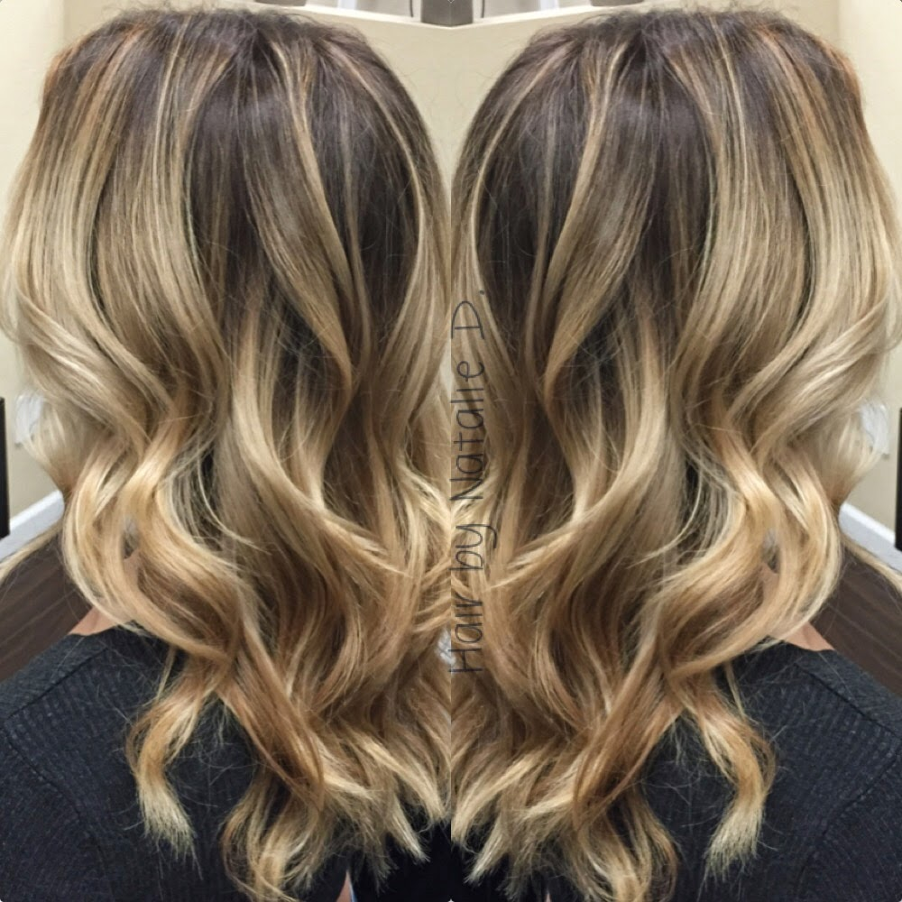 Hair and Makeup by Natalie D.: Balayage vs Ombré!!