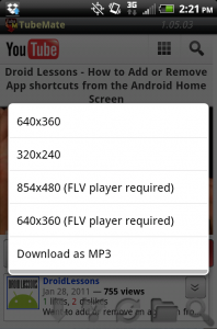 Bagaimana Cara Download Video Youtube di Android