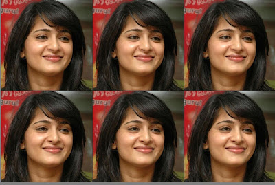 Anushka Hot Chubby Expressions on Hot Cinema Zone
