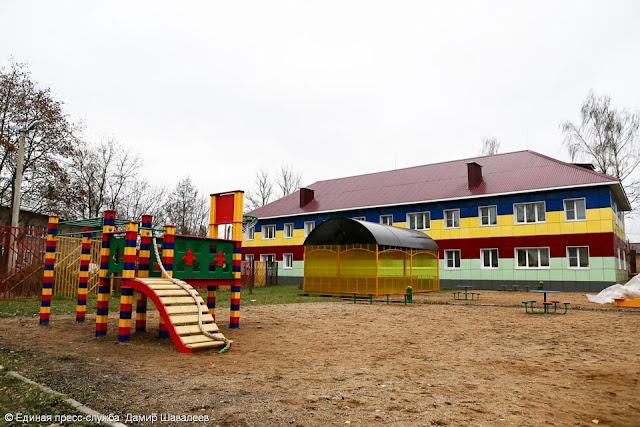Три детских сада открылись в Сергиево-Посадском районе