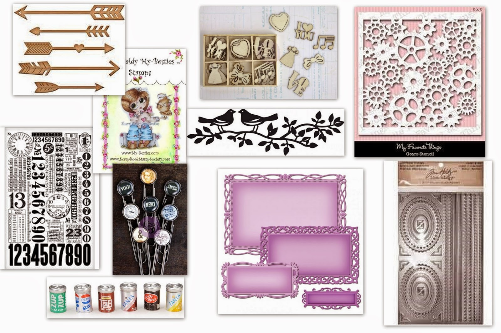 Scrappellen Blog Candy