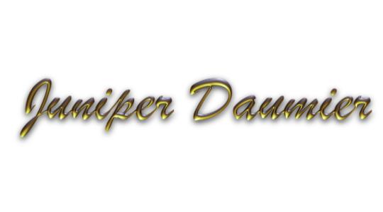 Juniper Daumier Blogspot