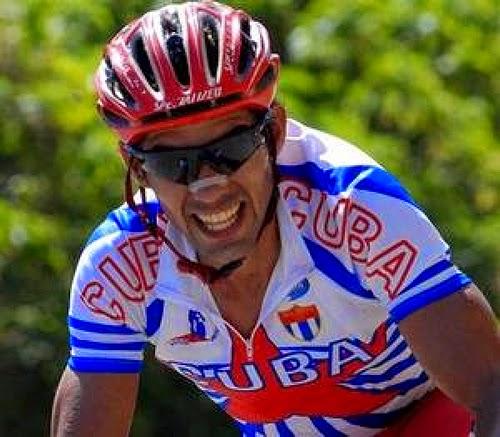 Santiaguero Alcolea entró en pelotón de vanguardia