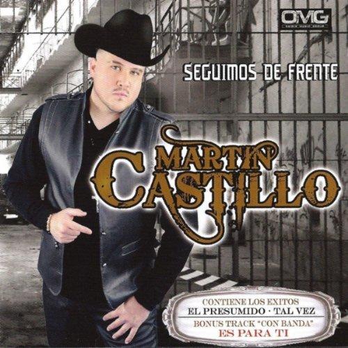 Martin Castillo - Seguimos De Frente Disco - Album 2011