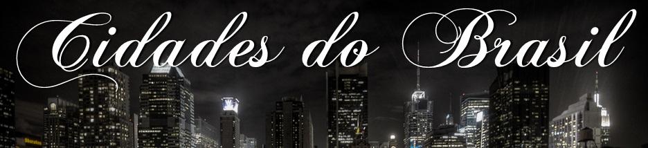 Cidades do Brasil