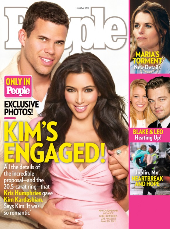 Kim Kardashian And Kris Humphries Are ENGAGED….4Real!