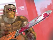 Zombie Warrior Man | Juegos15.com