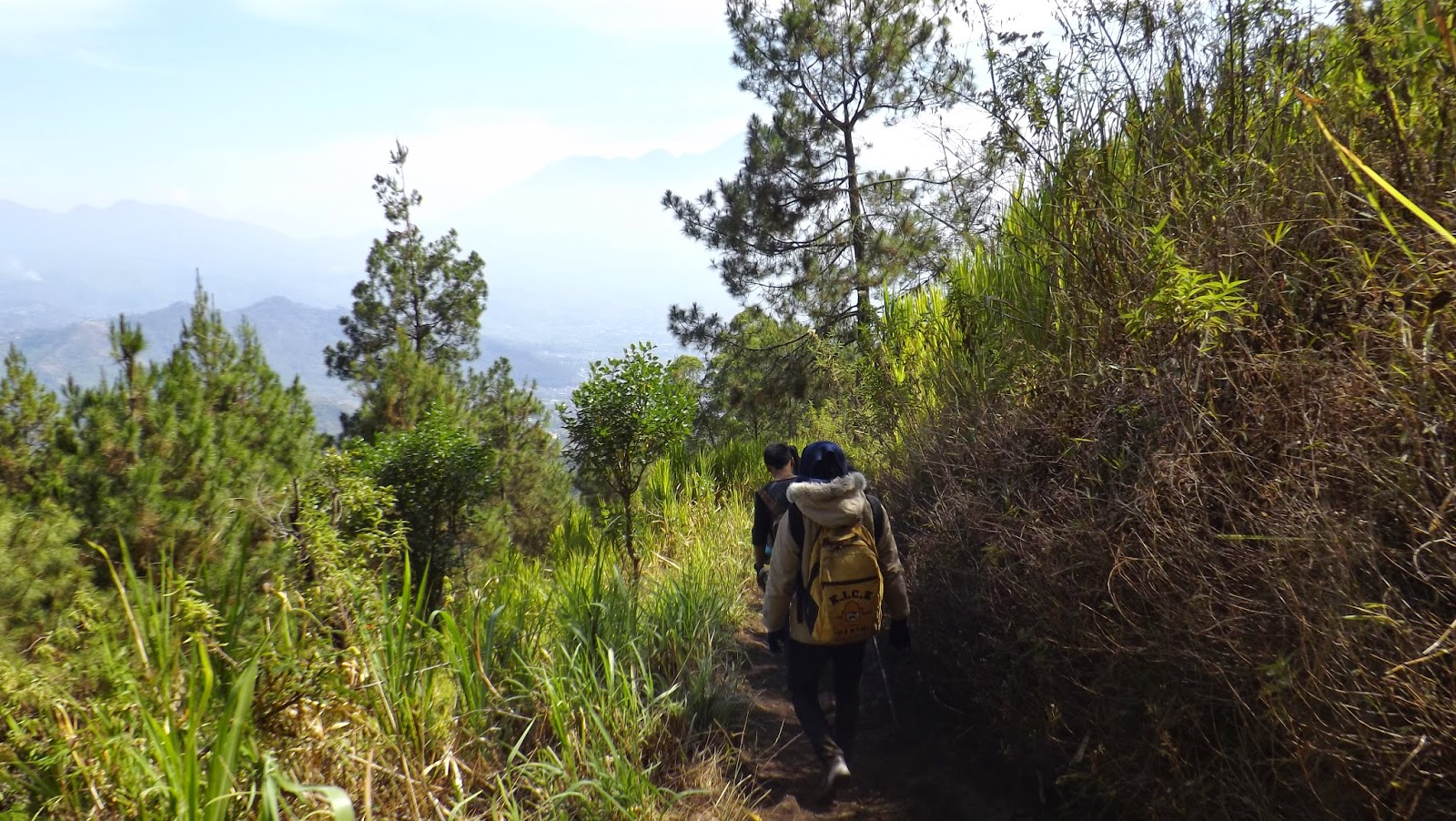 Langkah Kecil Bukit Panderman